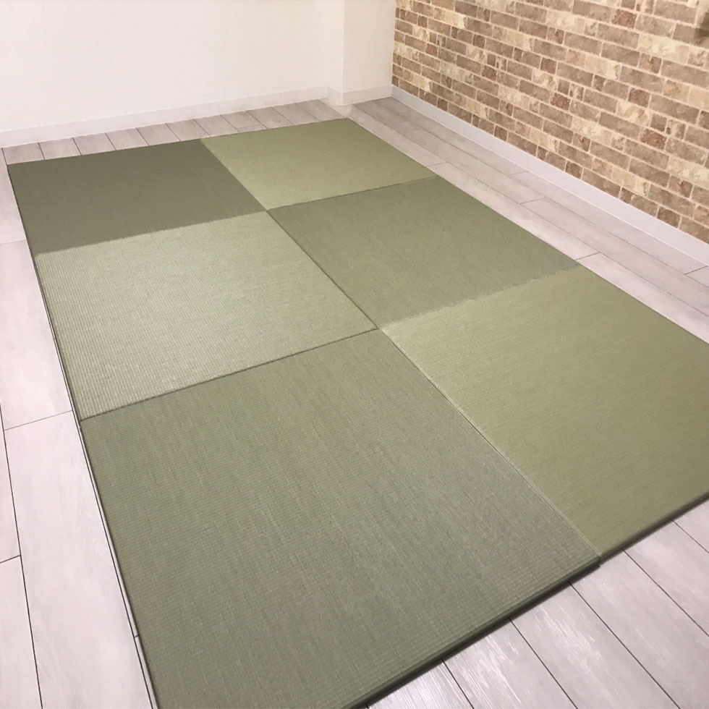 グリーン緑畳