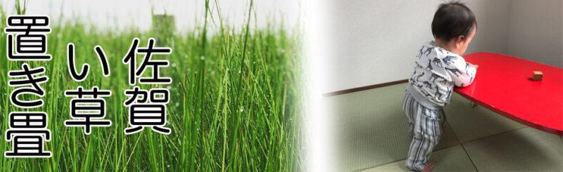 佐賀い草置き畳カテゴリ